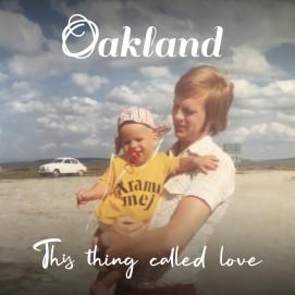 Singel med kärlekstema från Oakland