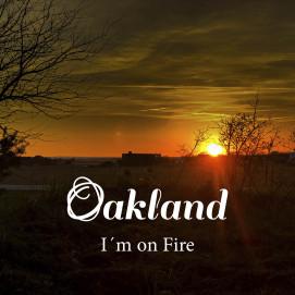 Oakland släpper cover på Spotify
